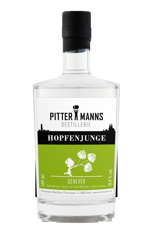 Hopfenjunge - Pittermanns Destillerie