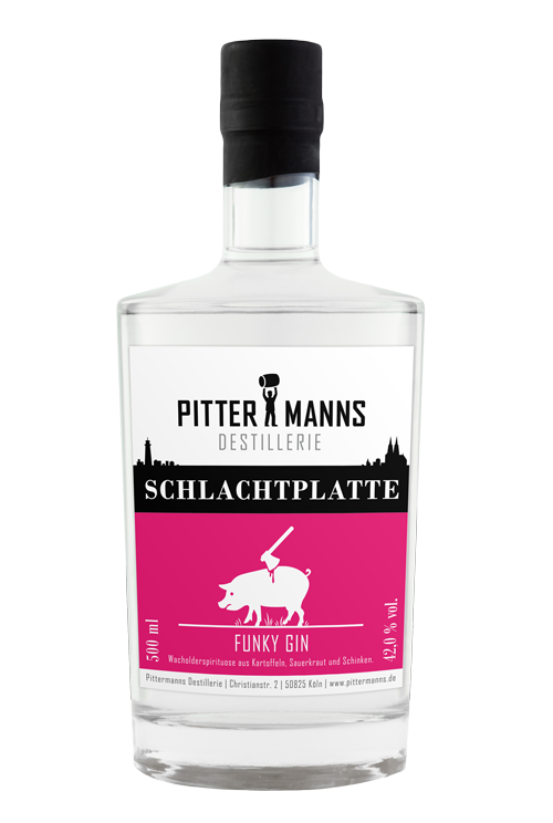 Schlachtplatte - Pittermanns Destillerie